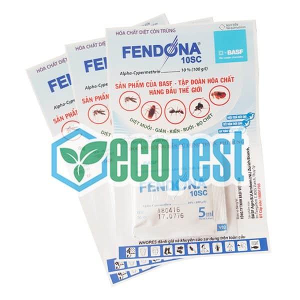 Fendona 10SC thuốc diệt muỗi không mùi