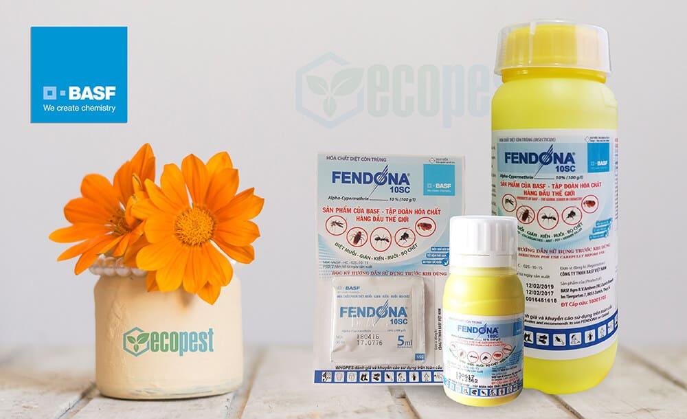 Fendona 10SC - Thuốc diệt côn trùng của BASF