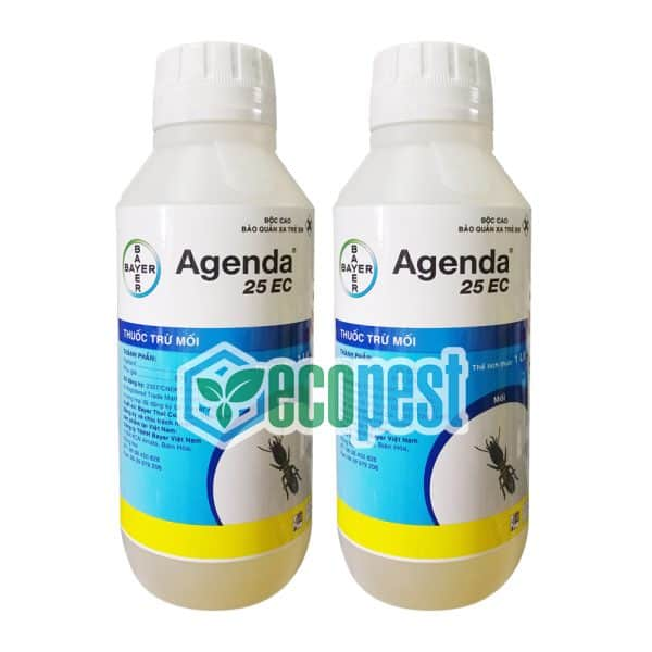 Agenda 25EC thuốc diệt mối