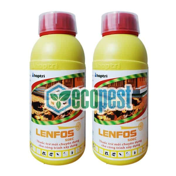 Lenfos 50EC thuốc diệt mối