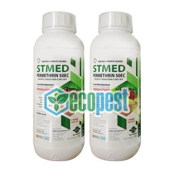 STMED Permethrin 50EC thuốc diệt muỗi