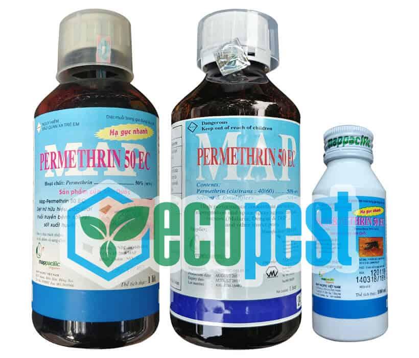 Thuoc Diet Muoi Permethrin 50EC