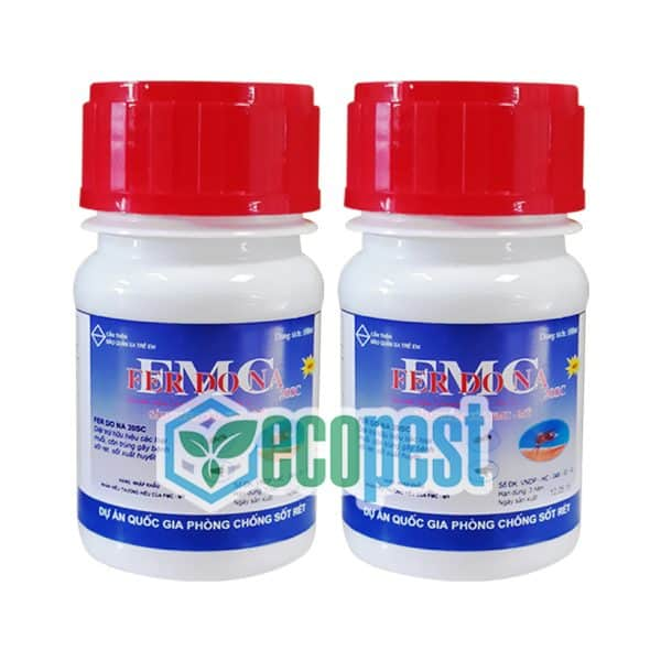 Ferdona FMC 20SC diệt muỗi