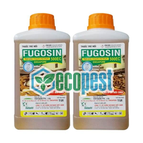 Fugosin 500EC 1 lít thuốc mối Singapore