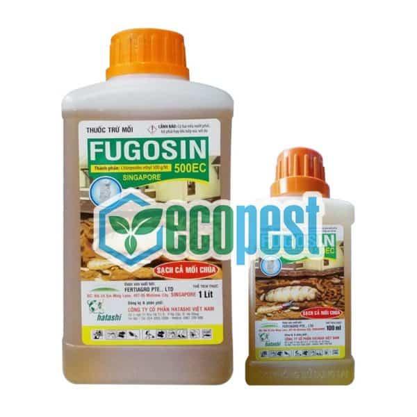 Fugosin 500EC diệt mối xây dựng