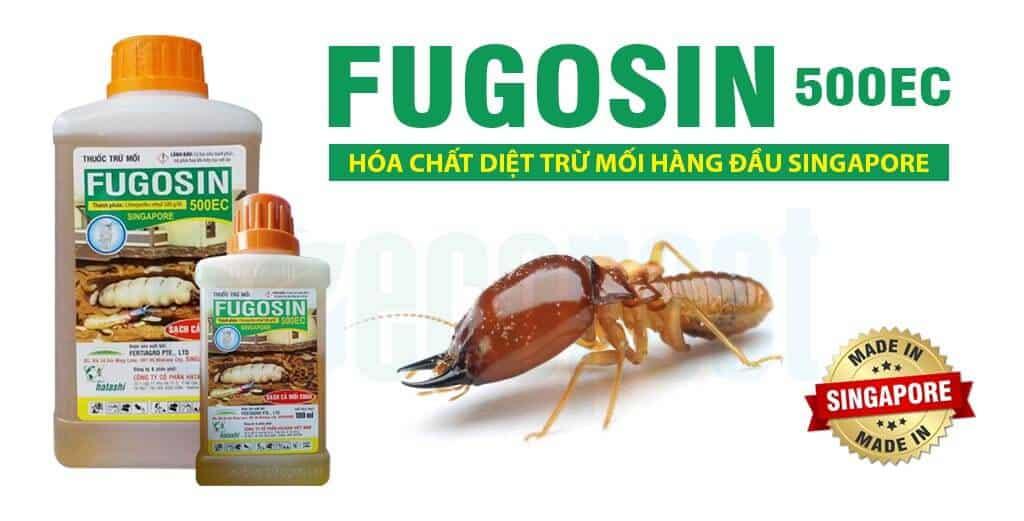 Fugosin 500EC thuốc diệt trừ mối Singapore