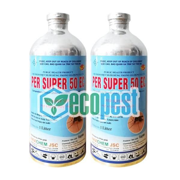 Per Super 50EC thuốc muỗi Ấn Độ