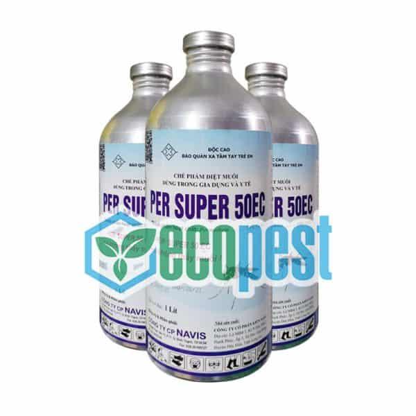 Per Super 50 EC thuốc diệt muỗi Ấn Độ