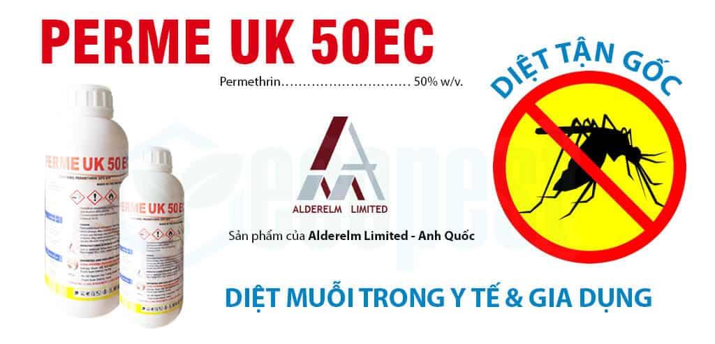 Perme UK 50EC 1 Lít Anh Quốc