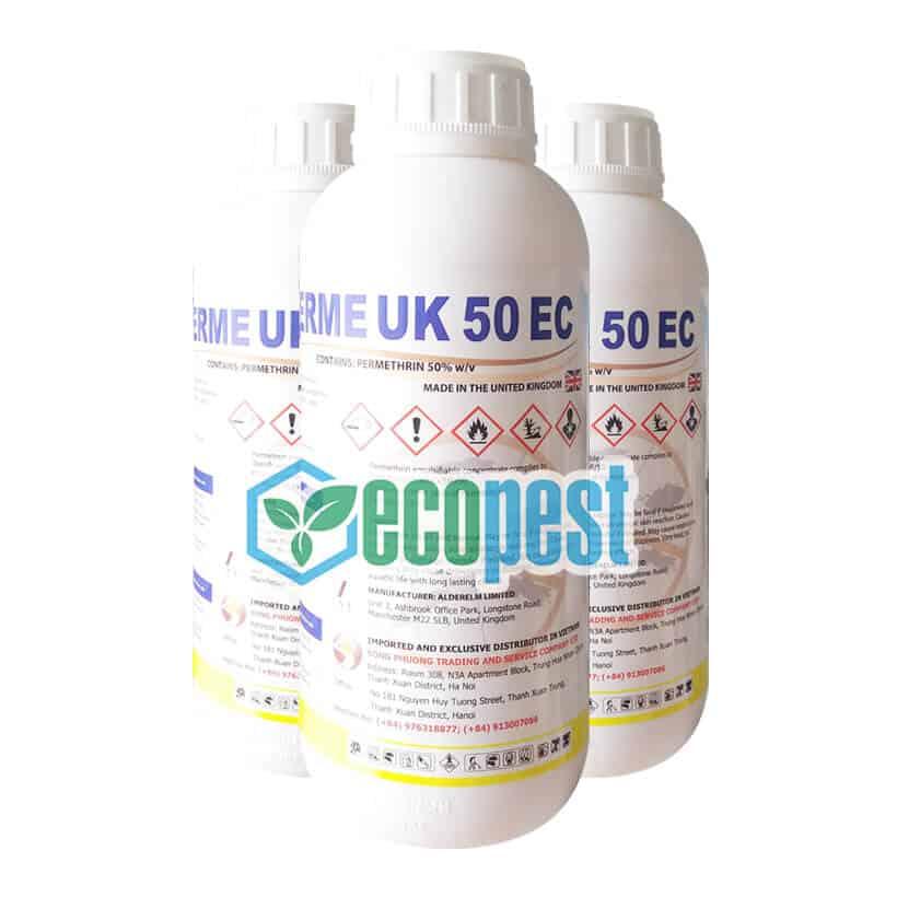 Perme UK 50EC 1 lít nhập khẩu Anh Quốc