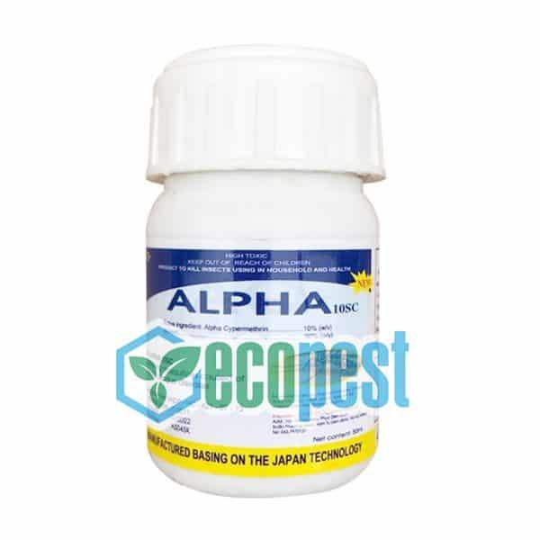Alpha 10SC diệt muỗi Nhật Bản
