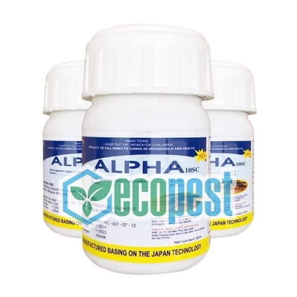 Alpha 10SC thuốc diệt muỗi của Nhật Bản