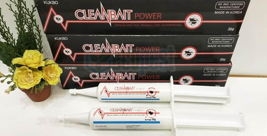 Cleanbait Power gel diệt gián Đức