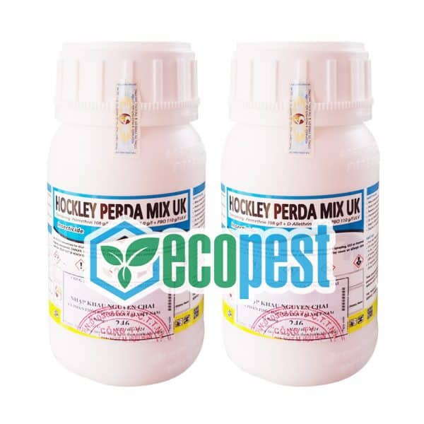 Hockley Perda Mix UK thuốc diệt muỗi