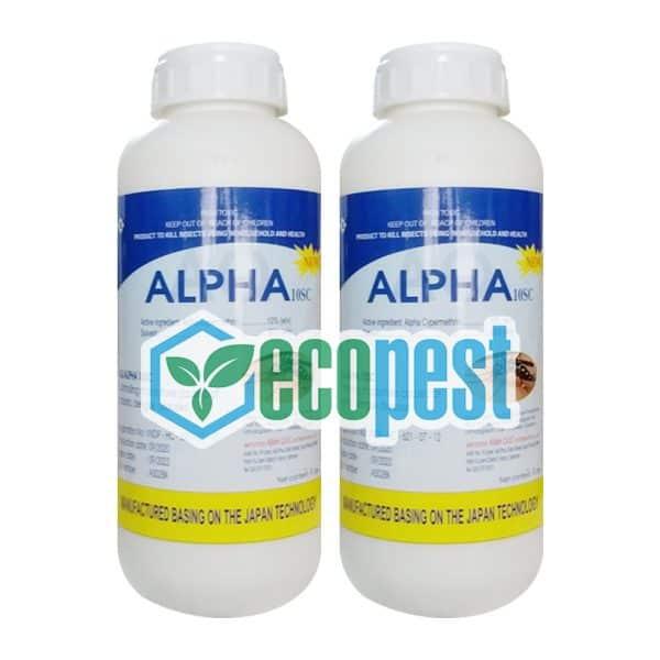 Thuốc muỗi Nhật Alpha 10SC