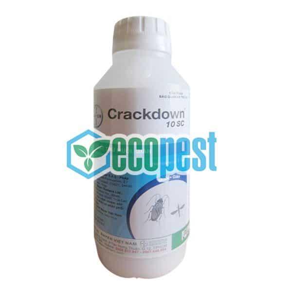 Crackdown 10 SC
