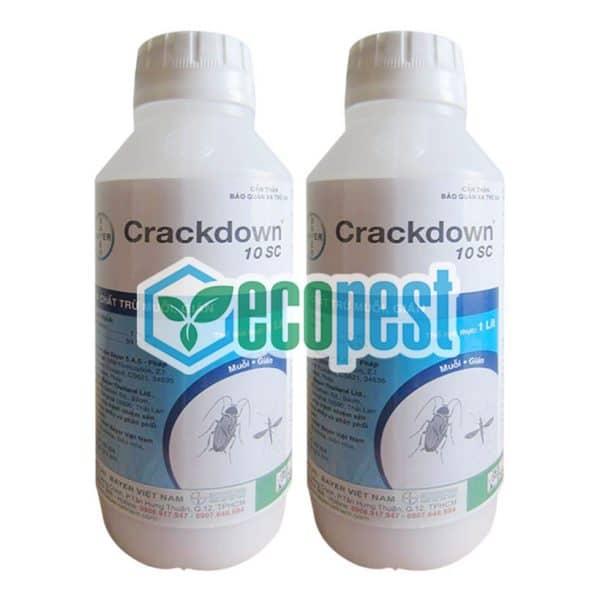 Crackdown 10 SC thuốc diệt muỗi Thái Lan