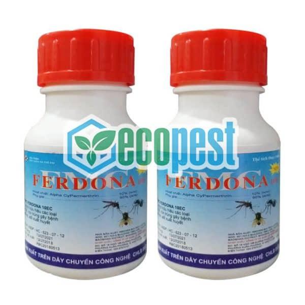 Ferdona FMC 10EC thuốc diệt muỗi CHLB Đức