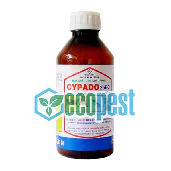 Cypado 25EC thuốc muỗi Ấn Độ