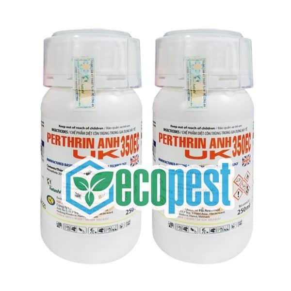 Permethrin Anh UK 350EC thuốc diệt muỗi Anh