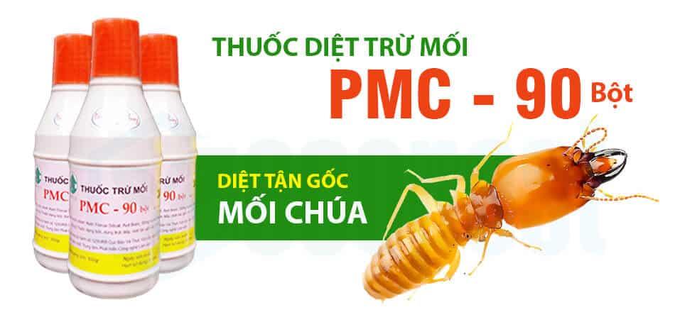 Thuốc diệt trừ mối PMC-90 Bột