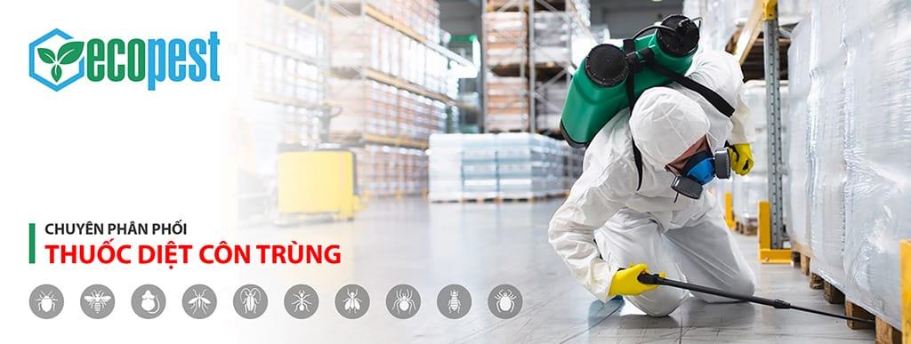 Ecopest phân phối thuốc diệt côn trùng chính hãng