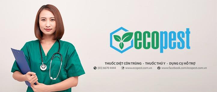 Thanh toán tại Ecopest thuốc diệt côn trùng chính hãng